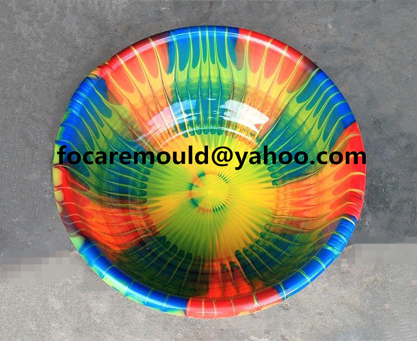 mix color basin mold China