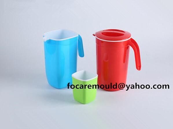 pitcher jug 2 color