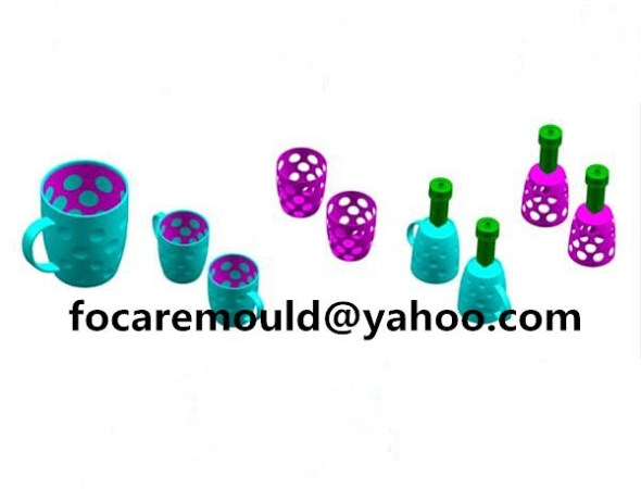 plastic cups double mold