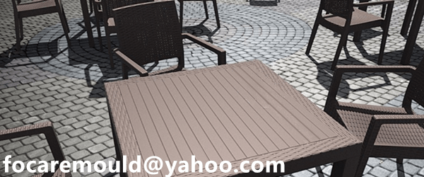 rattan chair mold China