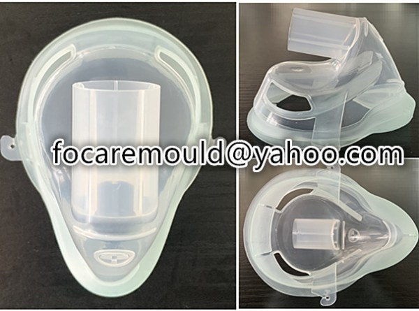 rotary mold paediatric face mask