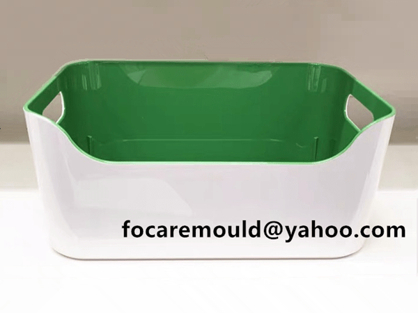 storage tray two color