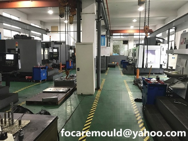 taizhou precsion mold