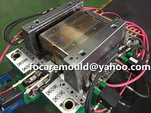 toolbox injection mold