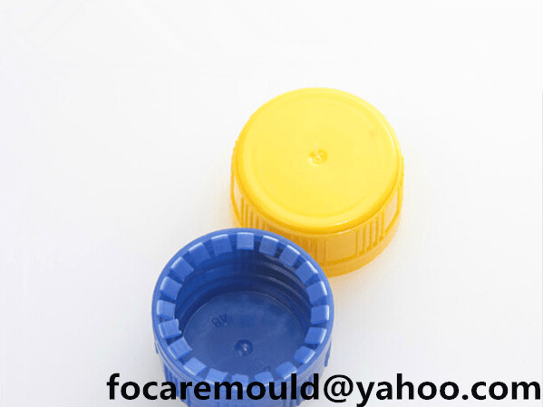 unscrew mold for cap closure