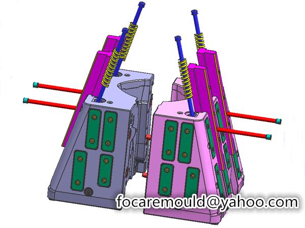 juice extractor mold design