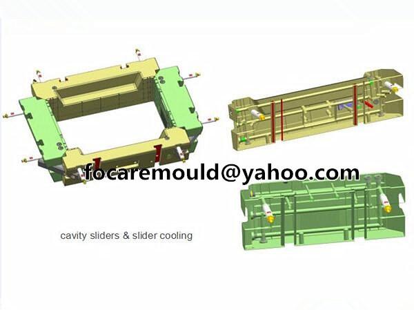 seedling crate mold design
