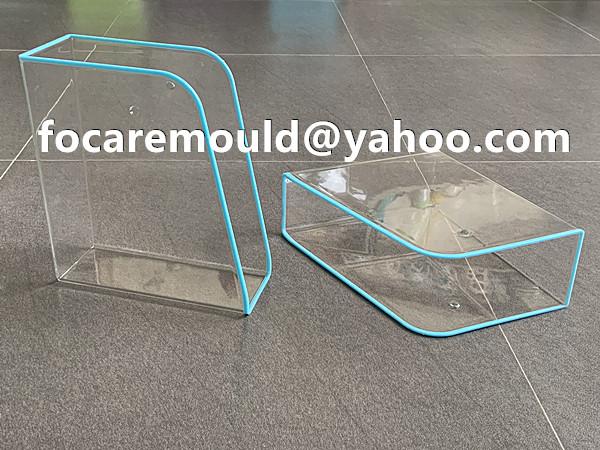 2k pvc folder injection mold