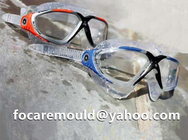multi component goggles