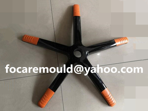 nylon chair base two color