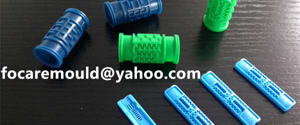 inline dripper mold irrigation