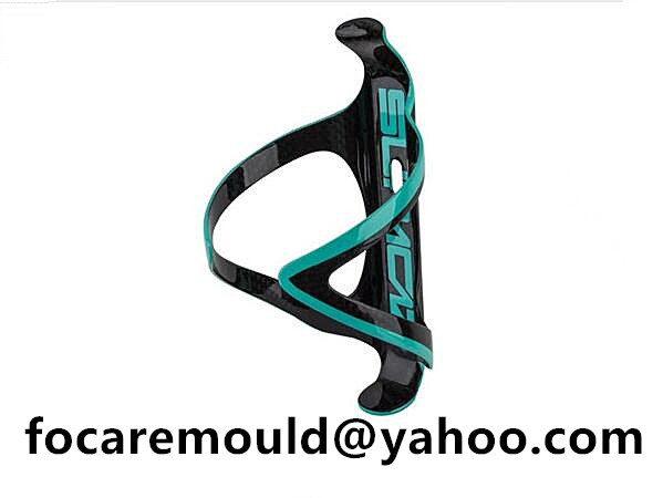two injection bottle cage mold