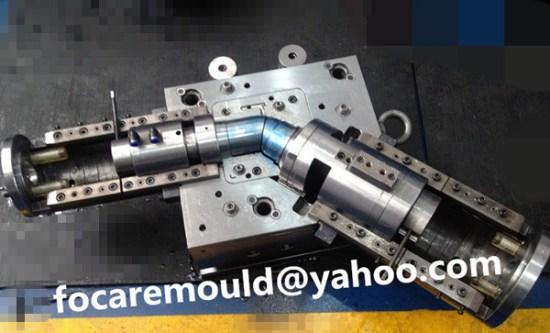 Moldes de tuberías accesorios PVC China