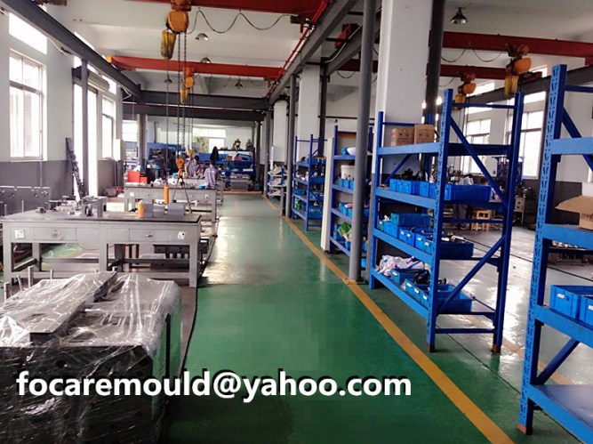 mould makers Taizhou