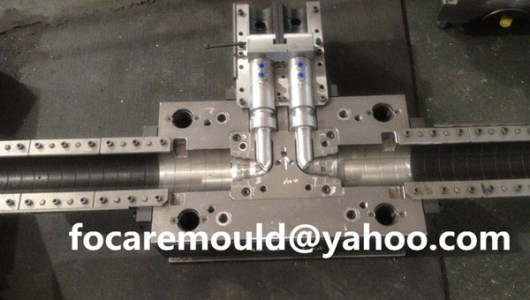 pipe fitting molds