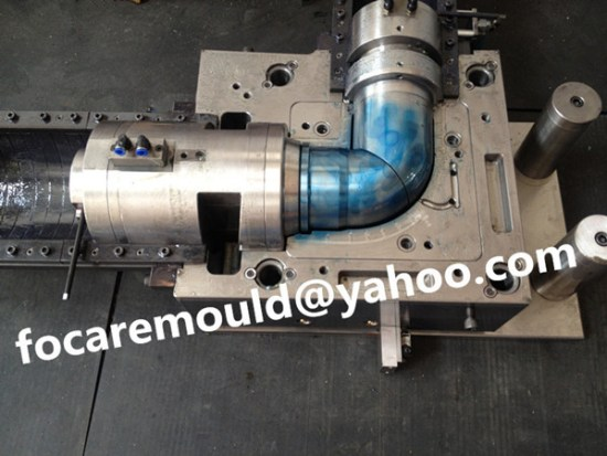 China pipe fitting mold