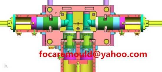 PVC mold maker china