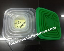 houseware food container mold supply