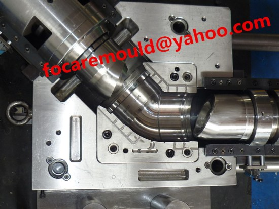 PVC pipe fitting mold supply