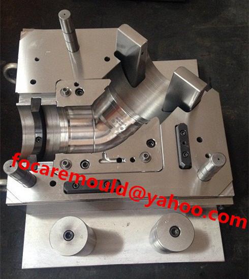 China PVC bend mold UPVC molds