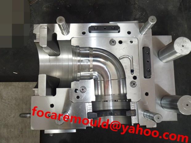 elbow mold PVC