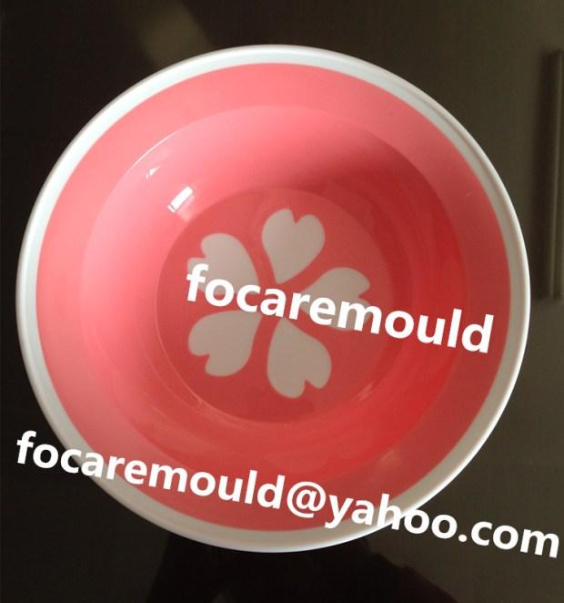 China rotary mold multi shot