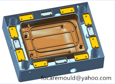 IML mold design