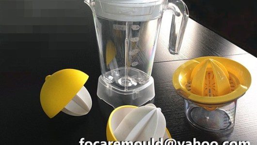 china-plastic-juicer-mold-two-color
