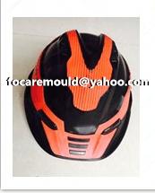 bicolor safety cap mold
