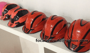 two color safety helmet mold maker China