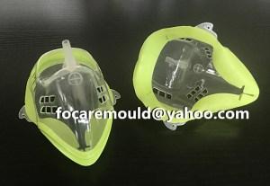 2K Oxygen mask mold China