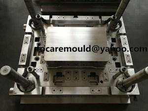 China plastic vegetables crates mold best maker