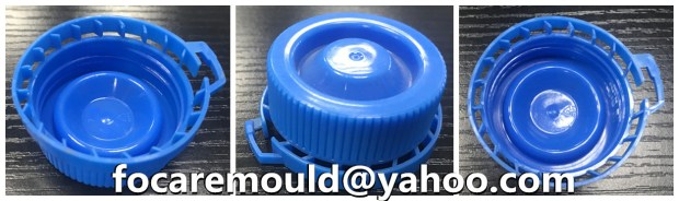8 cavity unscrew cap mold hydro motor