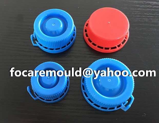 cap unscrewing mold design