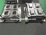 China IML mold thin walled rectangular