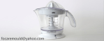 China electric juicer mold
