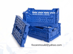China klapp crate mold