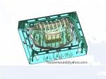 China laundry mold design