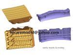 China rattan mold design