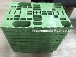 collapsible pallet mold China