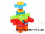 construction toys mold China