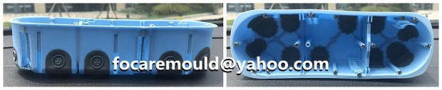 junction box two color