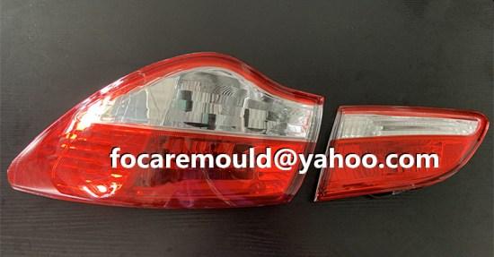 2k spot lamp mold rotary