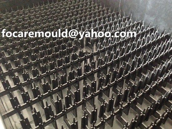 flower seedling box mold