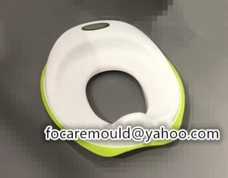 two color baby toilet seat mold