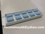 2 component ice cube tray