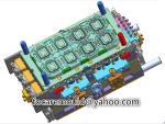 fresh box 2 component mold design