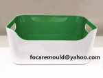 plastic tray double mold