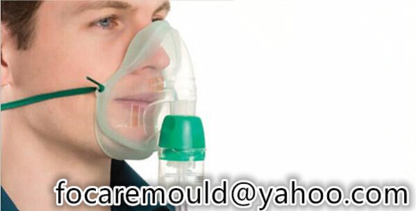 china tpe n pp nebulizer mask