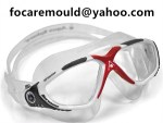 3 color mold goggles frame